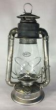 "New Dietz #20 Junior Oil Lantern, Unfinished Steel, 12"" Ht., Burns 12 Hrs #LA864"