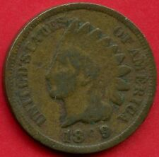 """United States 1899 """" Indian Head """" 1 Cent Coin"""