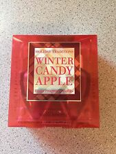 Bath Body Works Wallflower Bulb Refills Winter Candy Apple holiday b