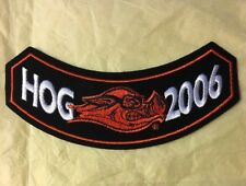 HOG Harley Owners Group Patch 2006 New Condition
