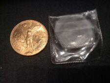 COPIE PIÈCE  (de La Pièce 50 pesos or Mexique 37,5 gr) plaquée or