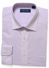 England No Pattern Regular Formal Shirts for Men