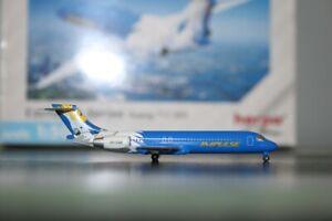 Herpa Wings 1:500 Impulse Airlines Boeing 717-200 VH-VQB (512626) Model Plane