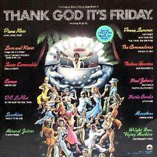 Thank God It's Friday: Original Soundtrack - LP (3) 1978
