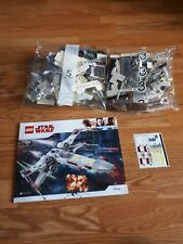 LEGO Star Wars 75218 X-Wing Starfighter Fighter 🔸NO BOX OR MINIFIGURES🔸