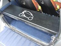 Smart ForTwo Parcel Shelf Cover and Supporting Rods for all 450 Models - BCont