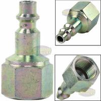 "Prevost 3/8"" FNPT Steel Coupler Plug High Quality Industrial Interchange 1/4"""