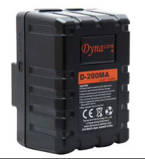 Dynacore D-200MA Gold Mount Mini Battery