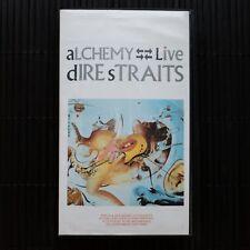 DIRE STRAITS - ALCHEMY - LIVE - VHS