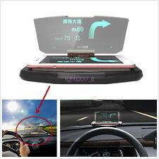 Universal Car Phone GPS Navigation HUD Head Up Projection Display Bracket Holder