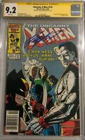 Uncanny X-Men #210 - CGC SS 9.2 - Signed by Chris Claremont! Iconic Issue!!!