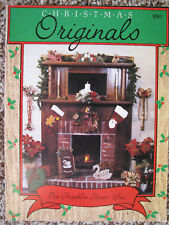Christmas Originals Floral Decorating Book