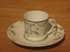 PHILIPPE DESHOULIERES *NEW* ORANGERAIE 6905 Set 2 Tasses à café 8cl avec souc.