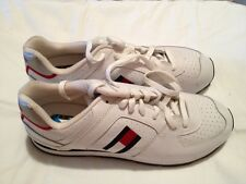 ..TOMMY HILFIGER CLASSIC RUN SHOES-FOR HANDSOME MEN-US 11.5