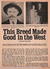 Knezovich*Family History of Clarkdale, AZ+Douglas, Hays,Terry