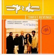 (BA258) Spooks, Sweet Revenge - 2001 DJ CD