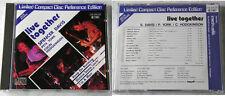 LIVE TOGETHER Spencer Davis, Pete York, Colin Hodgkinson .. Reference Edition CD