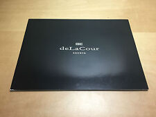 Booklet Folleto DeLaCour - The BiChrono - French - For Collectors