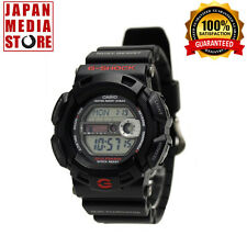 Casio G-SHOCK G-9100-1JF GULFMAN Master of G Moon Data Tide Graph G-9100-1