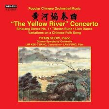 The Yellow River Concerto - Sinkiang Dance No. 1 - Tibetan Suite - Lion Dance, N