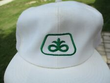 Vintage Pioneer Seed Patch Snap Back Mesh Hat K-Products Farm