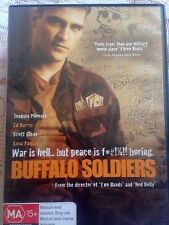 Buffalo Soldiers (DVD, 2006) *used *
