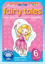 Orchard Toys 214 Fairy Tales Baby Infant Toddler First Jigsaw Puzzle 18 months +
