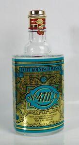 #4265 - 4711 Kölnisch Wasser Flacon 800ml (leer) - keine Factice-  XXL Flasche