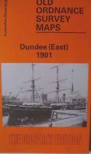 Old Ordnance Survey Map Dundee East Scotland 1901 Sheet 54.06 New