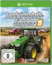 Landwirtschafts-Simulator 19 (Microsoft Xbox One, 2018)