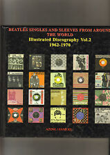 BEATLES Singles & Sleeves From Around The World :  Illustrated Discography Vol.2