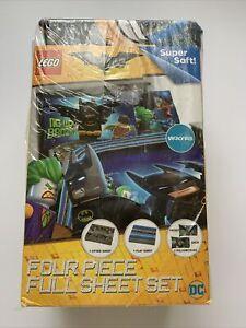 LEGO Batman Franco MB766B No Way Brozay Sheet Set Full New
