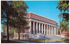 Mass. Cambridge, Harvard University, Widener Library 1915