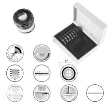 10X POCKET OPTICAL COMPARATOR WITH 8 RETICLES (8902-0041)
