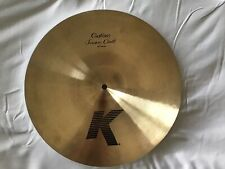 Zildjian 16 Custom Session Crash
