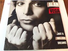 Alan Vega ‎– Just A Million Dreams [Elektra LP 1985] Suicide