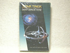 STAR TREK DEEP SPACE NINE VHS - THE VISITOR - HIPPOCRATIC OATH - NEW SEALED