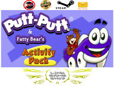 Putt-Putt and Fatty Bear's Activity Pac PC & Mac Digital STEAM KEY - Region Free