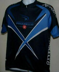 Men's Cycling Jersey Size 2XL Grandfondo Pinarello full zip