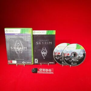 Skyrim: Legendary Edition - Microsoft Xbox 360 PAL Game *BRCollectables*