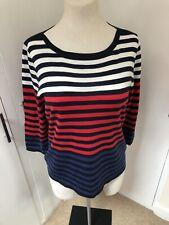 EAST Merino Wool Fine Knit Jumper Size XL