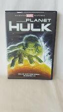 Planet Hulk DVD MARVEL