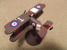 Built 1/72: British SOPWITH SNIPE Fighter Aircraft WW I
