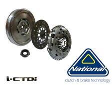 Kit Frizione + Volano Bimassa 4 Pezzi NATIONAL Honda Civic 2.2 cc CTDi 103KW