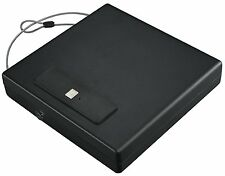 Large Portable Locking Case with Biometric Lock by Stack-On PC-1690-B