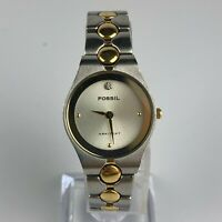Fossil Arkitekt Womens Analog FS-2858 Stainless Steel Watch