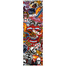 "Powell Peralta Skateboard Griptape OG Stickers 9"" x 33"" Grip Sheet"