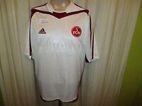 "1.FC Nürnberg Original Adidas Auswärts Trikot 05/06 ""mister + lady jeans"" Gr.L"