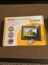 "Kodak EX-811 8"" Digital Picture Frame"