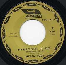 "BEDLAM FOUR ""HYDROGEN ATOM"" MN MONSTER FUZZ 1967 M-"